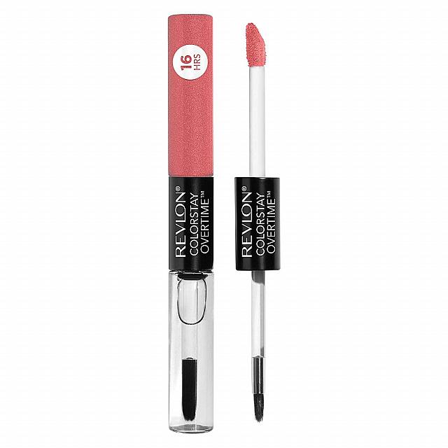 Revlon CS Overtime 16H Lipstick (Perennial Peach 430...
