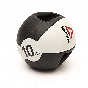 Double Grip Med Ball - 10Kg