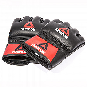 Combat Leather MMA Glove - Medium