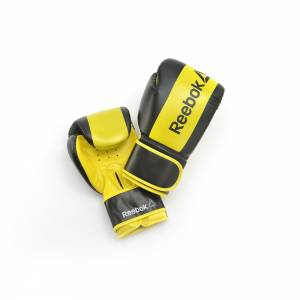 Boxing Gloves 12 oz - Yellow