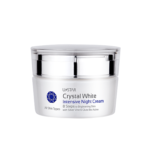 U-Star Crystal Night Cream