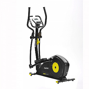 *GX40 One Series Cross Trainer - Black with yellow