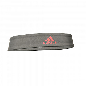 Slim Hairband - Grey