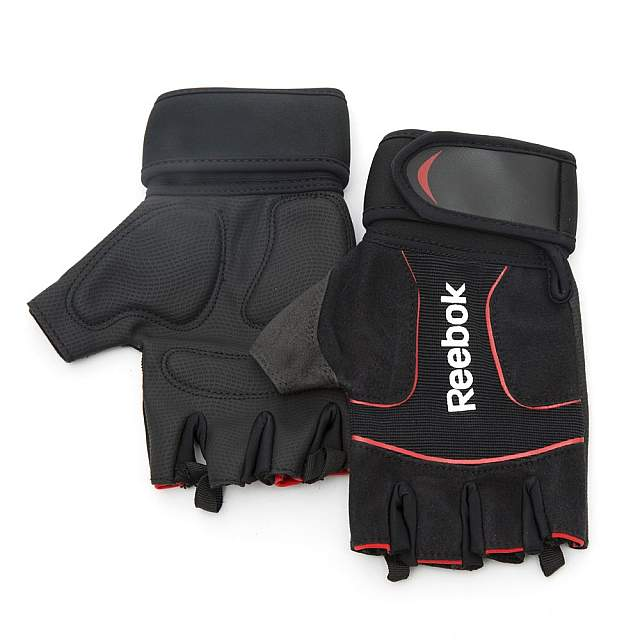 Lifting Glove - Red L
