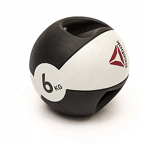 Double Grip Med Ball - 6Kg