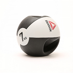 Double Grip Med Ball - 7Kg