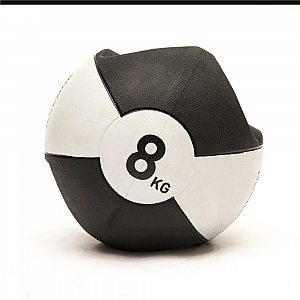 Double Grip Med Ball - 8Kg