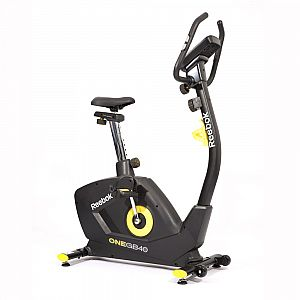 *GB40 One Series Bike - Black with yellow trim