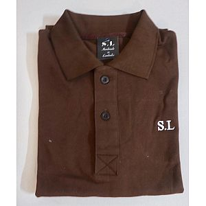 (New) SL-SHIRT-BROWN