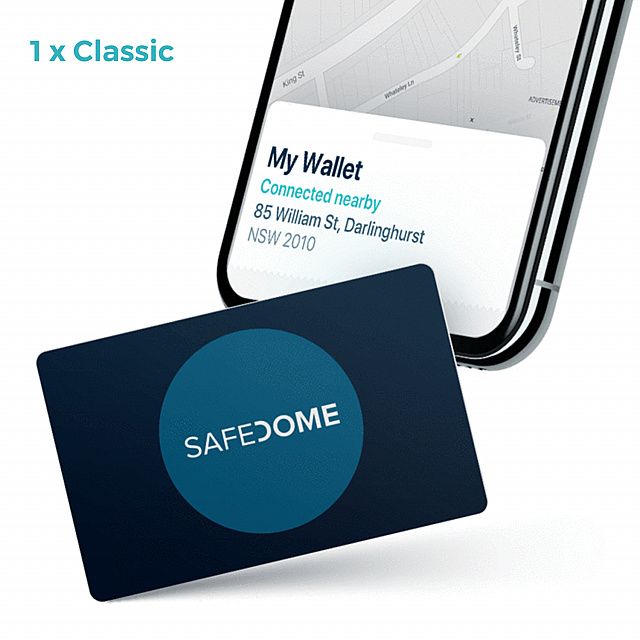 Safedome - Classic Bluetooth Tracker