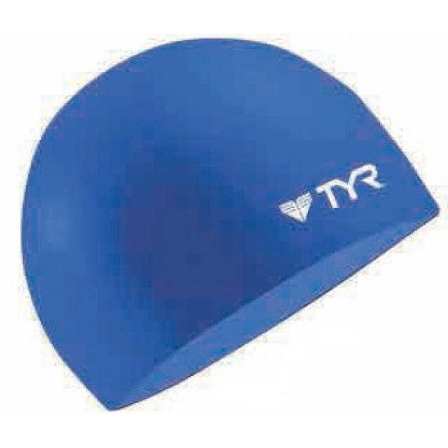 Solid Silicone Cap(Wrinkle Free) - Navy