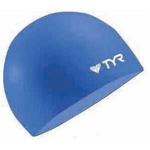Solid Silicone Cap(Wrinkle Free) - Royal