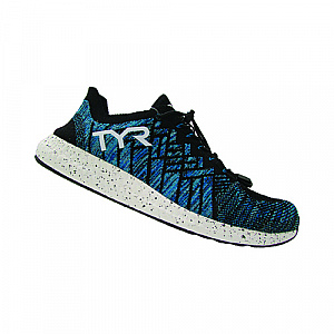 TYR Hybrid (Footwear) - Blue / US 6