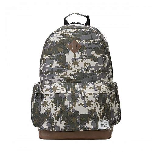 "Targus 15.6"" Printed Strata Backpack (Hexagon)"