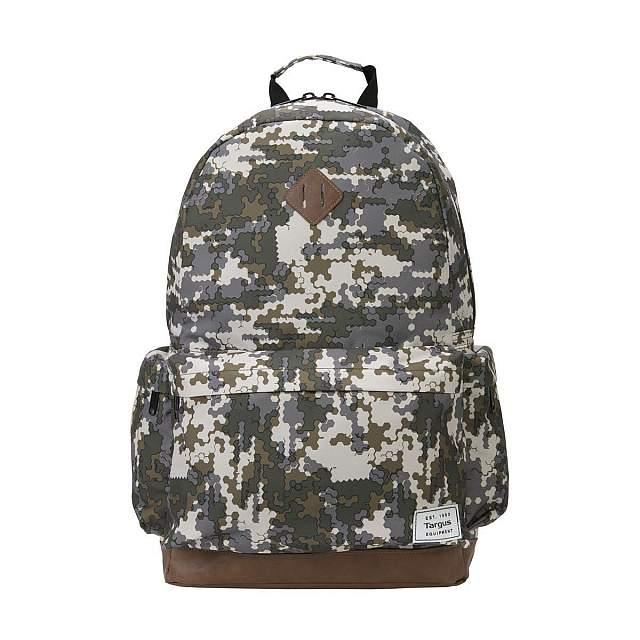 "Targus 15.6"" Printed Strata Backpack (Hexagon)"
