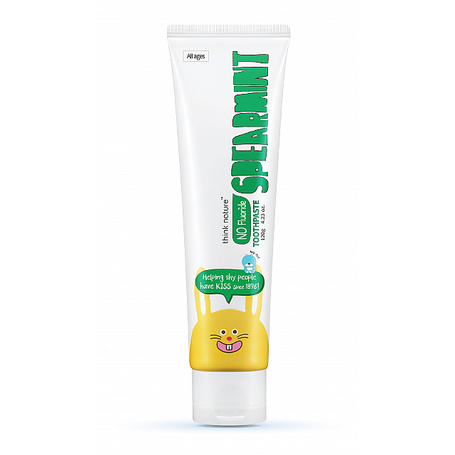 Think Nature Toothpaste Spearmint