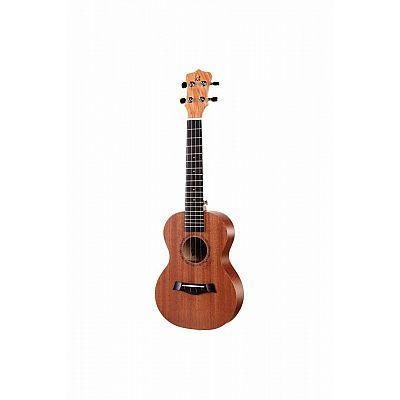 Badamyalam ukulele kus-20 made with Sapele wood +bag+capo+strap.