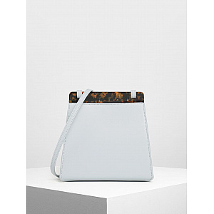 Angular Crossbody Bag