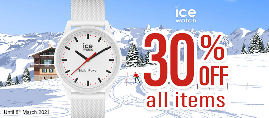 Ice Watch 30% OFF Stw.