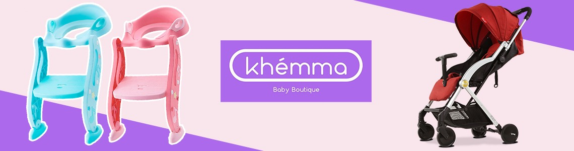 Khemma Baby Boutique Shop Banner