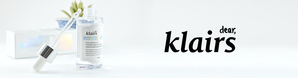 Klairs | Shop online at La Rue Cambodia